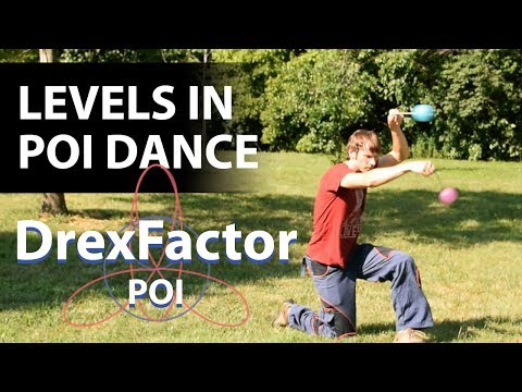 Poi Dancing Tutorial: How to use Levels and Level Changes