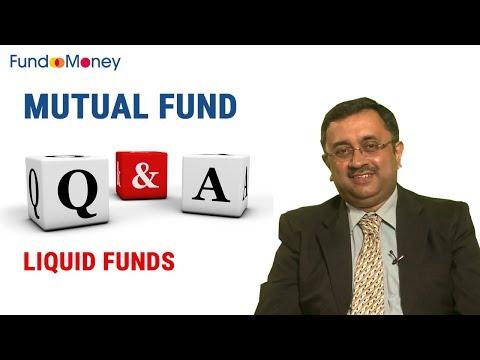 Mutual Fund Q&A, Liquid Funds, February 2, 2018