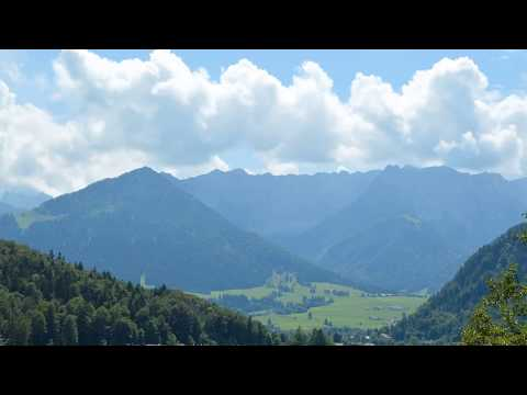 Relaxing music set to beautiful landscape videos 4