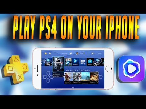 How To Get R Play Free On iPhone!! PS4 Remote Play On iPhone! How To PS4 Games On iPhone TechnoTrend