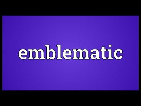 Learn English Vocabulary by Maya - Allegory - Emblem Synonym English