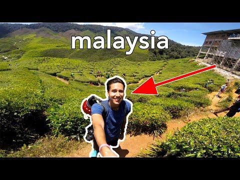 Vlog 1 - Reading Week Trip to Malaysia