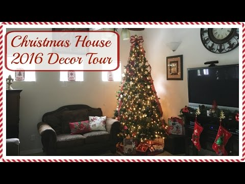 Christmas Home Decor * Our Memory Tree + My Anniversary SURPRISE!