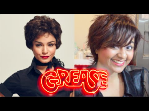 Rizzo - Grease / Grease Live - Cosplay Make Up