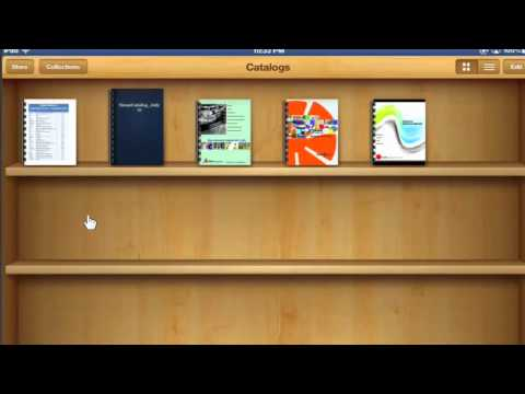 Save PDF attachment to iBooks