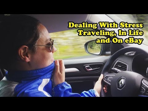 Scavenger Life Episode 327: Dealing With Stress Traveling, In Life and On eBay
