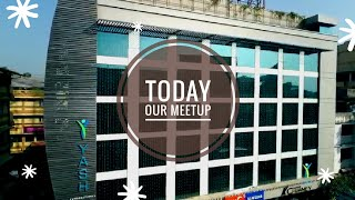 Today is our Meetup @ Calicut-Taste Tours by Shabna hasker