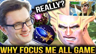 MIRACLE INVOKER: IS IT POSSIBLE TO SHUT HIM DOWN?? Dota 2