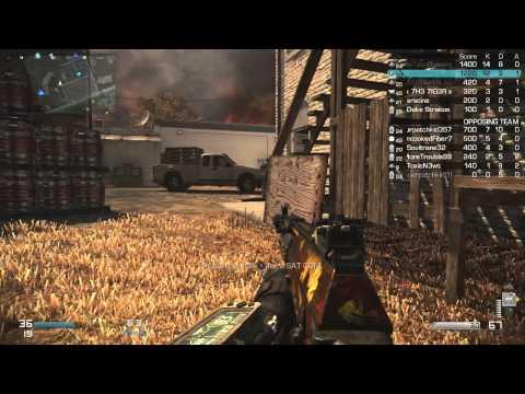 Call of Duty Ghosts - TDM - Warhawk (12/29/2013) - (75-62) -