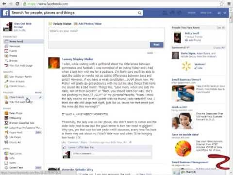 How to Use Facebook Close Friends List