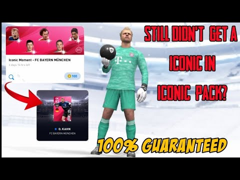 #ICONICTRICK IN #BAYERNMUNCHEN ICONIC PACK ICONIC BUG MUTANT GAMING PES20