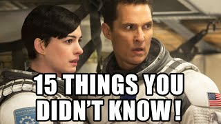 15 INCREDIBLE FACTS About INTERSTELLAR