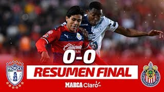 Resumen | Pachuca [0-0] Chivas | Jornada 2 | Liga MX Clausura 2020