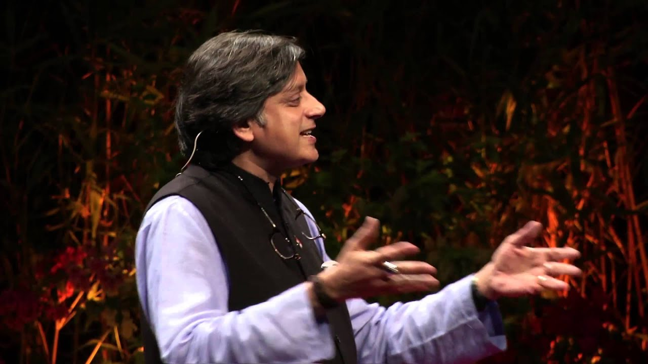 A well educated mind vs a well formed mind: Dr. Shashi Tharoor at TEDxGateway 2013