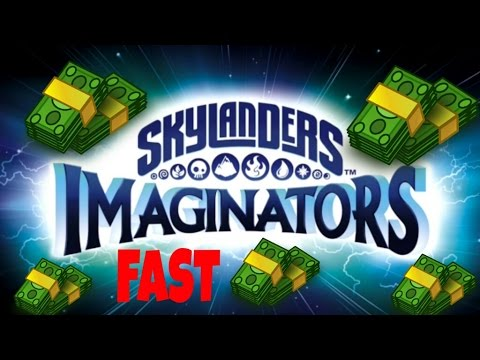 Skylanders Imaginators How To Get Money Fast
