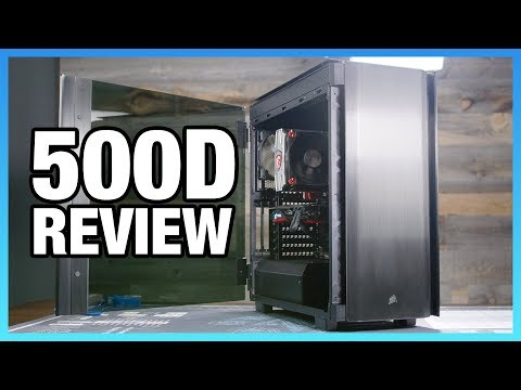 Corsair 500D Critical Case Review: Playing it Safe