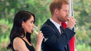 Duchess of Sussex style: Meghan wears Emilia Wickstead LBD in Dublin