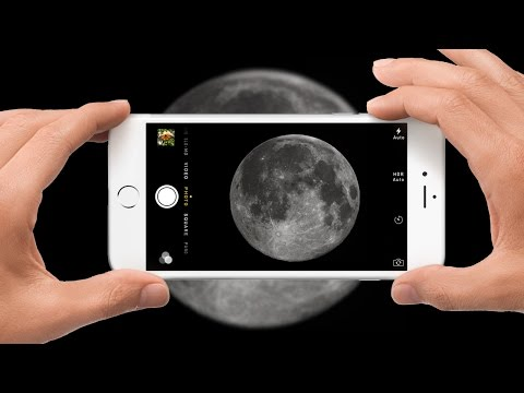 How To Take Pictures Of Moon With An iPhone