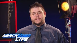Kevin Owens issues a statement about his attack on Mr. McMahon: SmackDown LIVE, Sept. 19, 2017