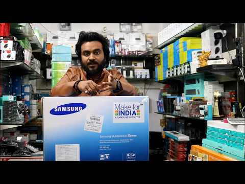Printer Pick 2018   Samsung M2876ND Printer  Unboxing   Review  