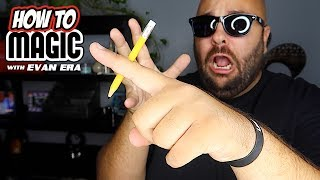 7 Magic Tricks with Pencils