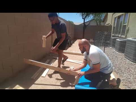 Starting a Raised Grow Bed