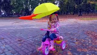 Свинка Пеппа Учим Цвета с Песенкой для детей Rain Rain Go Away Nursery Rhymes Songs and Peppa Pig