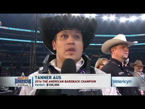 RFD-TV's TheAMERICAN 2016 - Finals (Shoot Out Round) - Feb 28th at AT&T Stadium