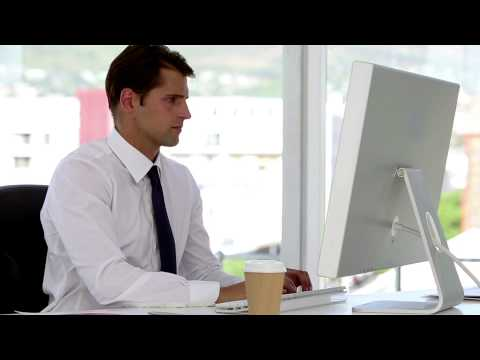 Receiving an Online Fax with eFax Corporate