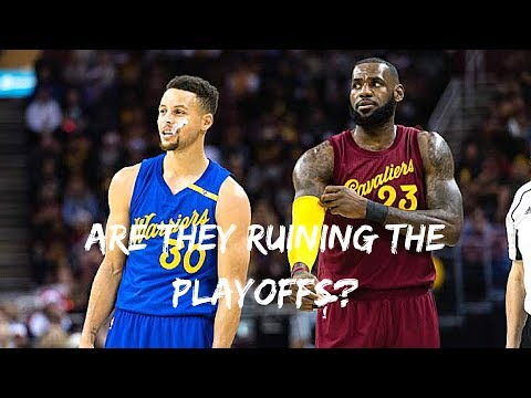 Are the Cavs and Warriors RUINING the Playoffs?