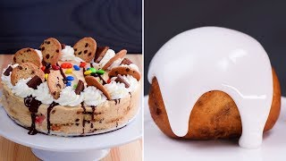 Download Easy DIY Dessert Treats | No Bake Cake Recipes and more | Fun Food Ideas by So Yummy Video