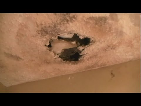 How To Repair Sheetrock On Ceiling