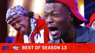 Best Of Season 13 | Most Shocking + Funniest Moments ft. Our Best Guests & More 🙌 Wild 'N Out