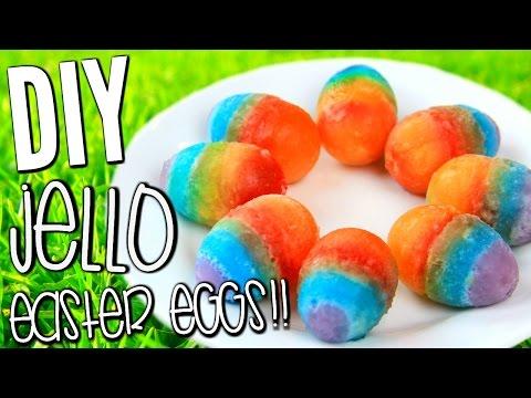 Easter Egg Molds Plastic Easter Egg Jello Molds