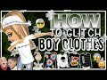 HOW TO GLITCH BOY CLOTHES ON MSP (WORKING 2017!) *NO DOWNLOADS* *NO CHARLES*