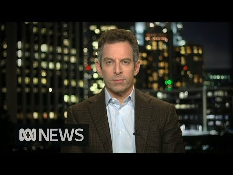 Sam Harris 'just cannot believe' Donald Trump is US President