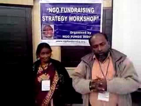 NGO FUNDS INDIA-NFI- Workshop on Fundraising