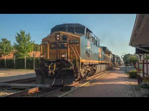 Freight video slideshow