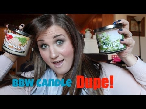 Bath and Body Works Candle DUPE! Under 5 dollars!