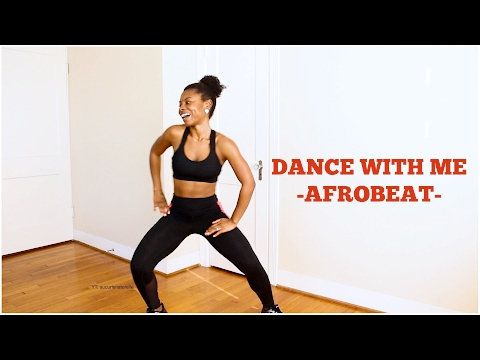 DANCE WITH ME OR WATCH ME SWEAT| AFROBEAT