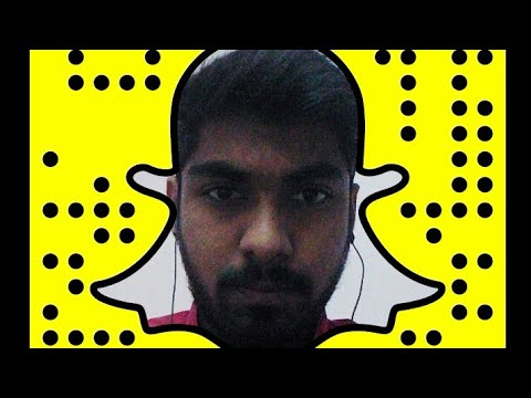 How to add snapchat selfie profile picture on snapcode on android(old apk link)