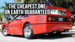 I FOUND THE PERFECT F40!! | LTACY