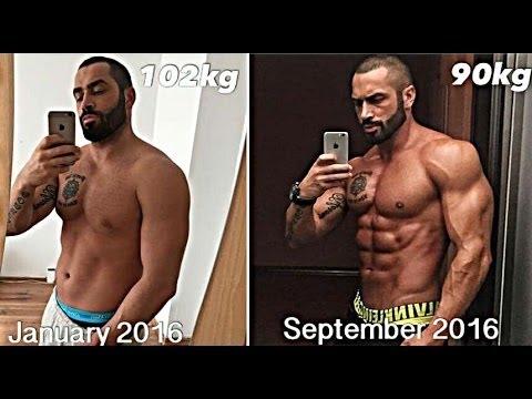 Lazar angelov Transformation After 4 Surgeries | Aesthetic Fitness Motivation