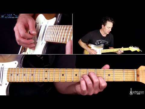 Ozzy Osbourne - Diary of a Madman Guitar Lesson (Part 2)