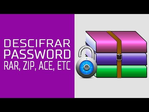 Descifrar El Password/Contraseña De Archivos Rar/Ace/Arj, Método Real!
