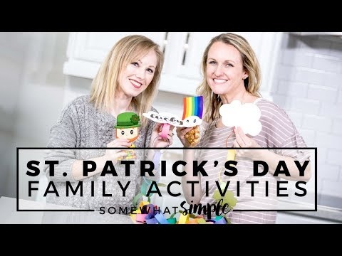 St. Patrick's Day Family Night Ideas - 3 of Our Favorites