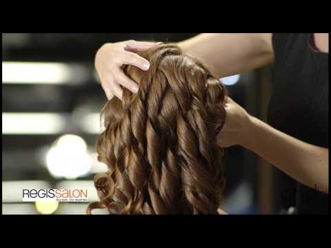 How To Create Voluminous Curls | ghd Curve | Regis UK