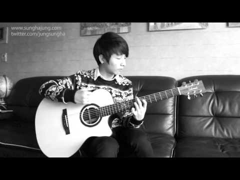 Kotaro Oshio) Fight    Sungha Jung Acoustic Tabs Guitar Pro 6