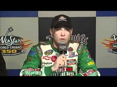 Harvick's Message To Busch