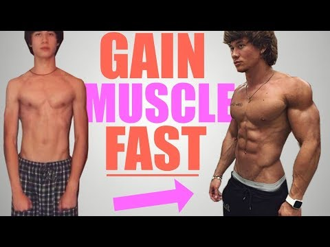 How to GAIN Muscle if You're SKINNY or SKINNY-FAT